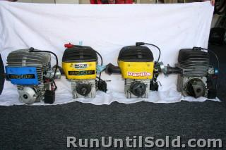 Gokart Engines For Sale