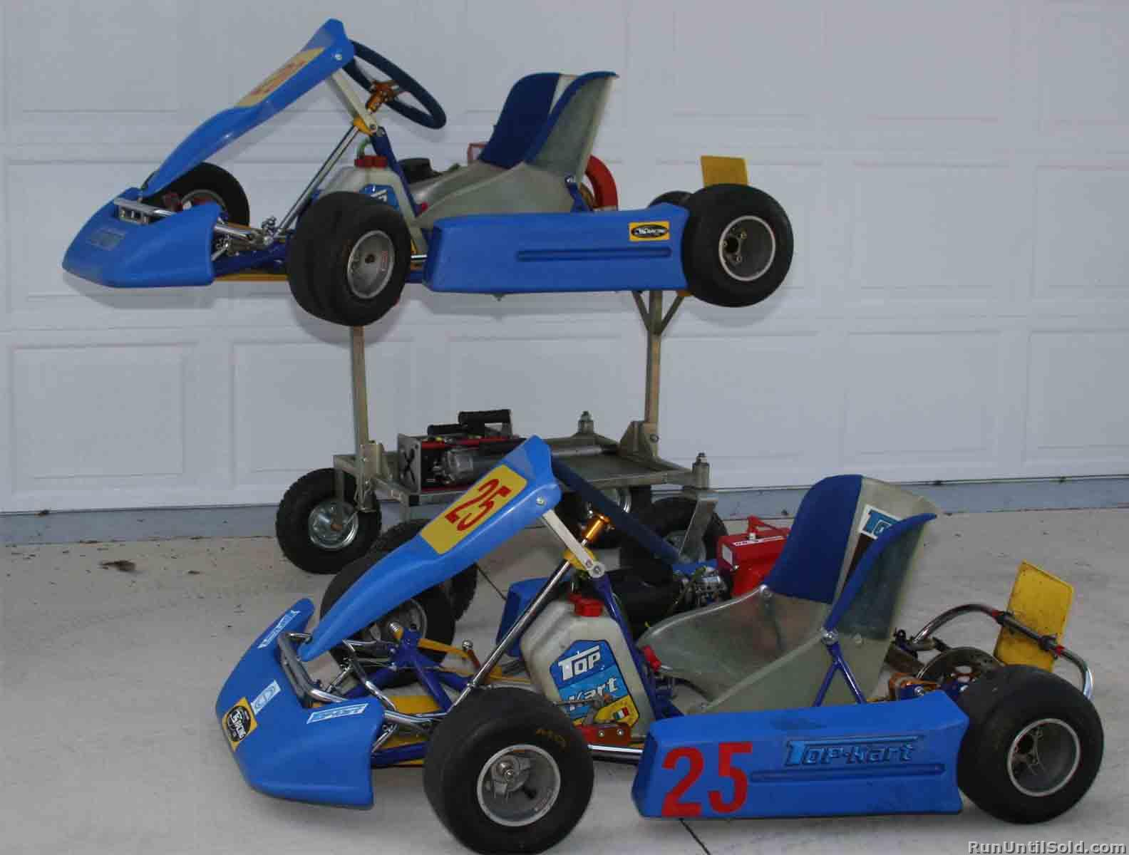 Gokart for sale - Top Kart Cadett
