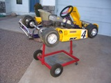 Margay Cadet Kart for sale